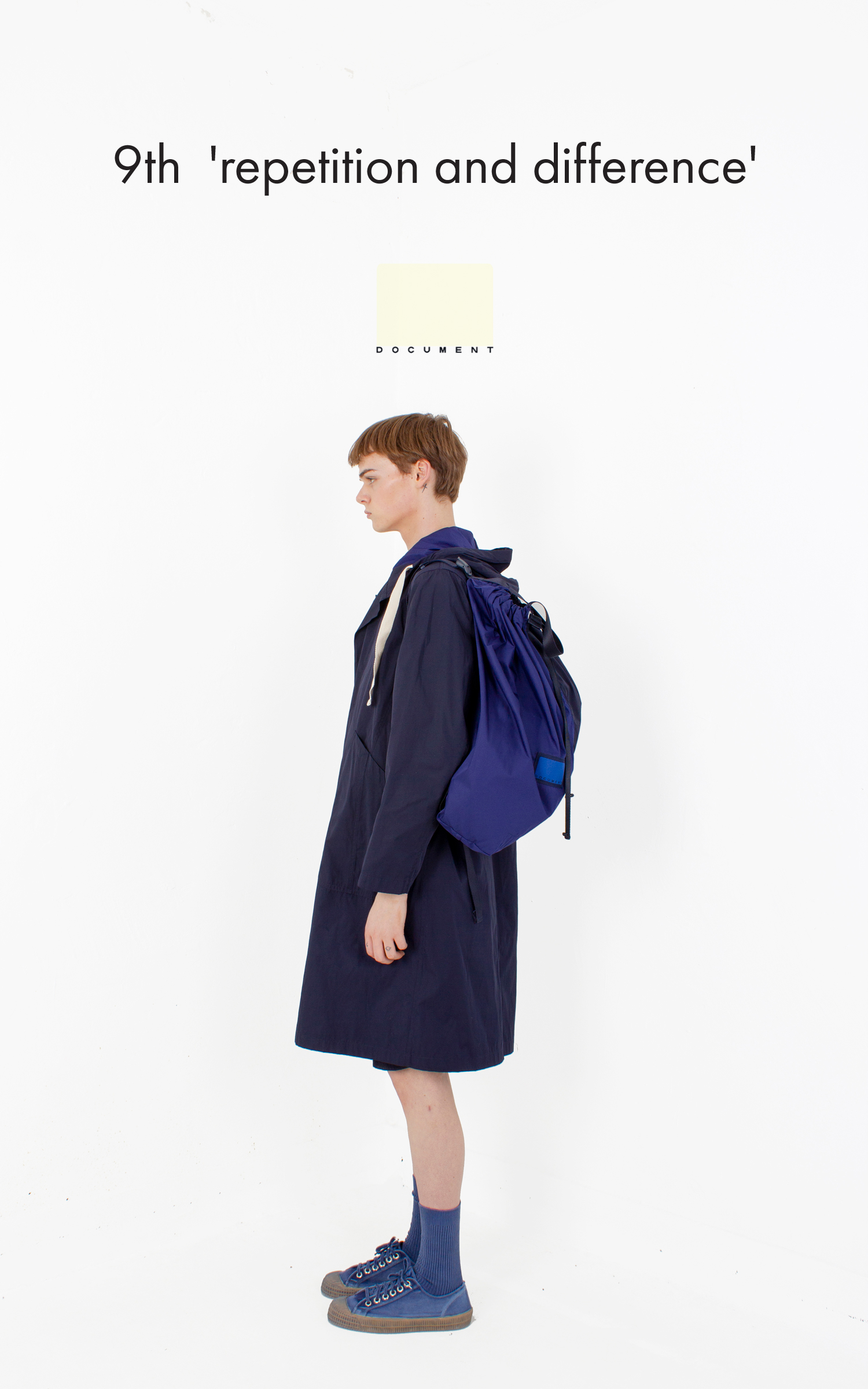 19S/S DOCUMENT LOOKBOOK