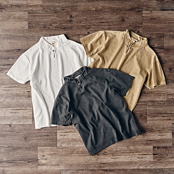[Barns Outfitters] BR-7901 Cozun Garment Dyed Short Sleeve T-Shirts